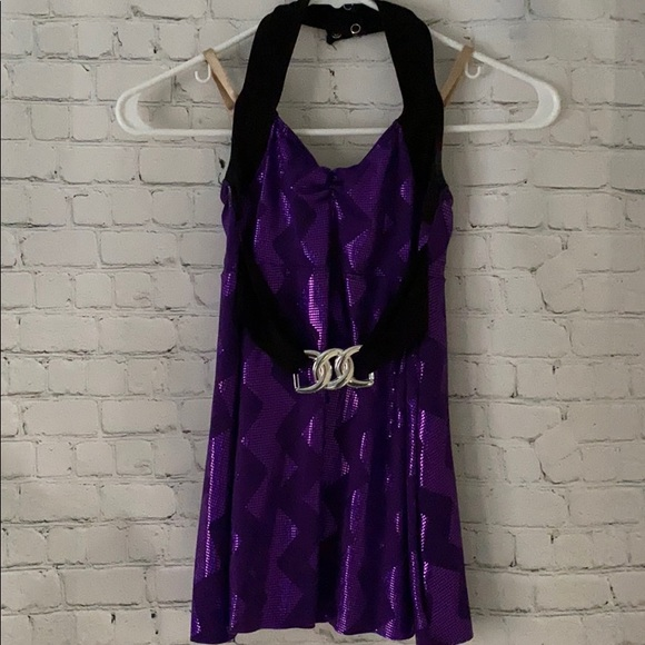 Two piece dance costume - jazz or tap